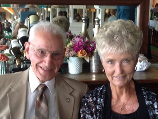 Anniversaries: John DeRose & Norma (Wirtz) DeRose