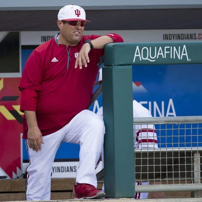 IU baseball rallies to beat Michigan State in Big Ten tournament