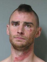 Trevor Burton, 33 of Weybridge