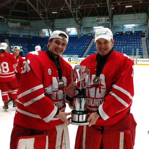 Former Alexandria goalie, Canadian midget champion, verbally commits to SCSU