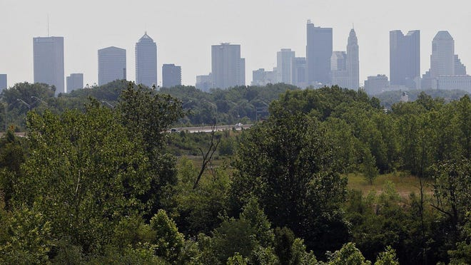 The Mid-Ohio Regional Planning Commission issued an air quality alert for Sunday that is expected to improve into next week.