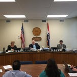 The Christian County Commission is meeting right now.