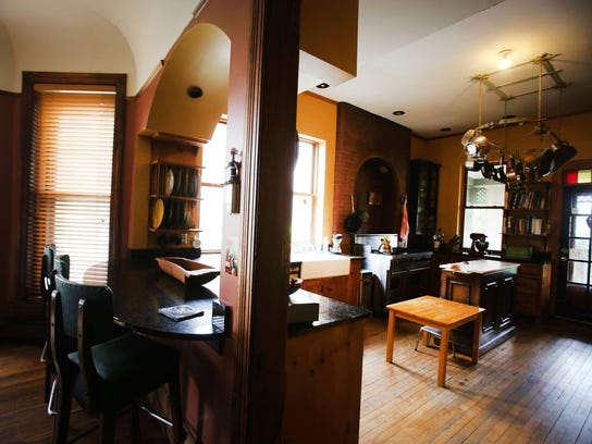 This 3,236-square-foot brownstone on 2nd Avenue in