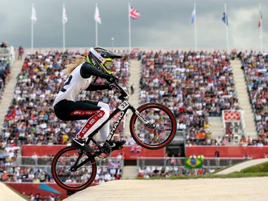 Olympics Day 13 - Cycling - BMX