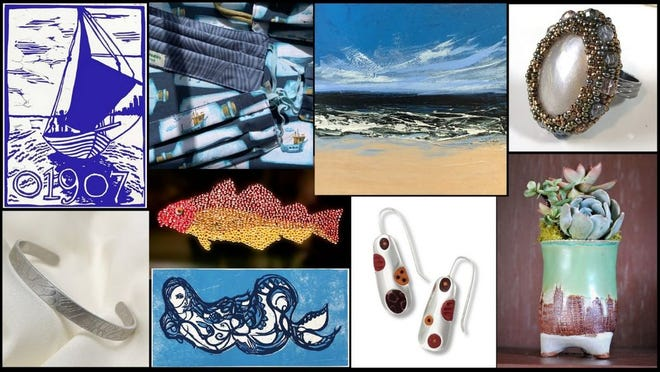 """""""Made By 01907"""" is an artisan fair showcasing one-of-a-kind creations by Swampscott artists and artisans, along with raffles and a sprinkling of performances from local musicians and poets."""