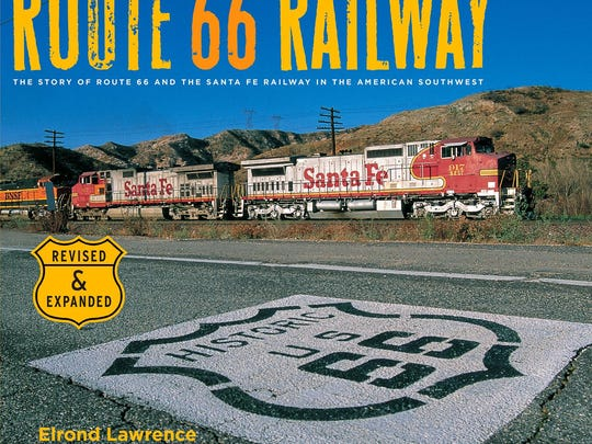 Route 66 Railway book cover