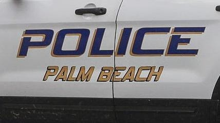 Police vehicles parked behind the Palm Beach Police Department located at 345 S. County Rd., Wednesday, March 20, 2019.