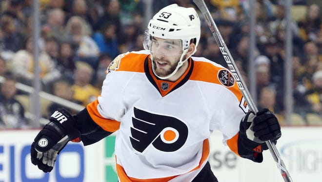 Shayne Gostisbehere says he's ready to play Wednesday in the season opener after getting hurt in the last preseason game.