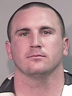 """James """"Jim Bob"""" Cooter's 2009 jail booking photo."""