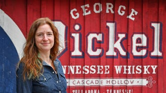 Nicole Austin is the new general manager and distiller at the newly named Cascade Hollow Distilling Co., formerly the George Dickel Distillery. George Dickel is one of Tennessee's longest running whiskey brands