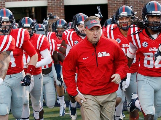 Hugh Freeze was forced to resign as Ole Miss' football coach after a Mississippi State reporter and fan discovered calls to an escort service in Freeze's cell phone records.