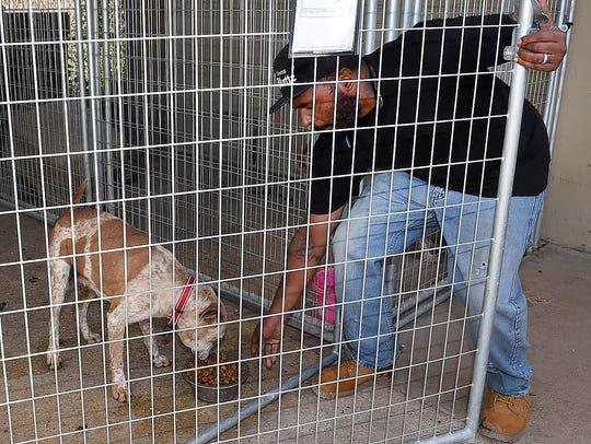 The St. Landry Parish Animal Shelter is closed until