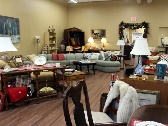 Shoppers who visit The Advent House's new shop, Sweet Charity, will find a spacious sales floor packed with quality, top-condition household goods, home decor, artwork, jewelry and antiques.