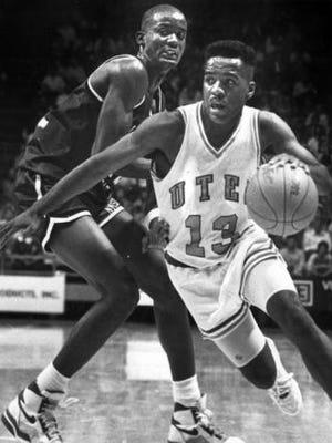 Prince Stewart was a key piece of the 1992 team.