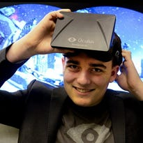 Lawyer: Luckey not smart enough to create Oculus
