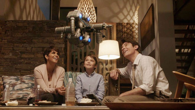 Astronaut Molly Woods (Halle Berry) must readjust to home life with inventor husband John (Goran Visnjic) and 8-year-old Ethan (Pierce Gagnon), the android son he created after they were unable to conceive.
