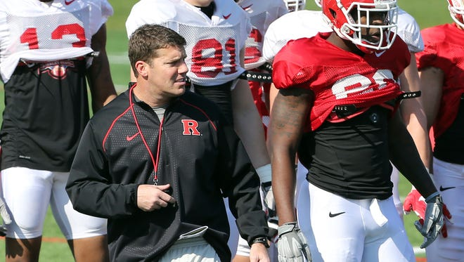 Rutgers coach Chris Ash is hosting a satellite camp June 8 at FDU-Florham Park with Ohio State and Temple.
