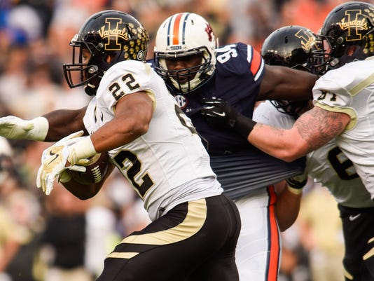 NCAA Football: Idaho at Auburn