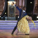 'Dancing with the Stars': Rashad Jennings takes the lead in the finale