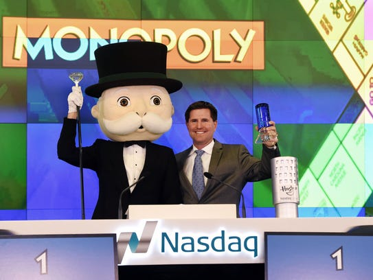 Monopoly is coming to Wall Street (not this Wall Street;