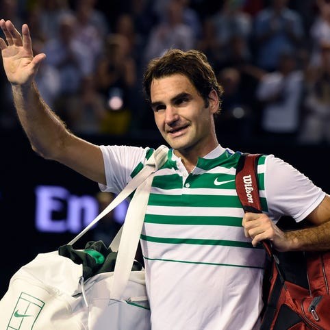 Roger Federer expects to miss tournaments in Rotterdam