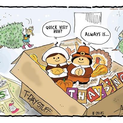 POU 1201 Cartoon