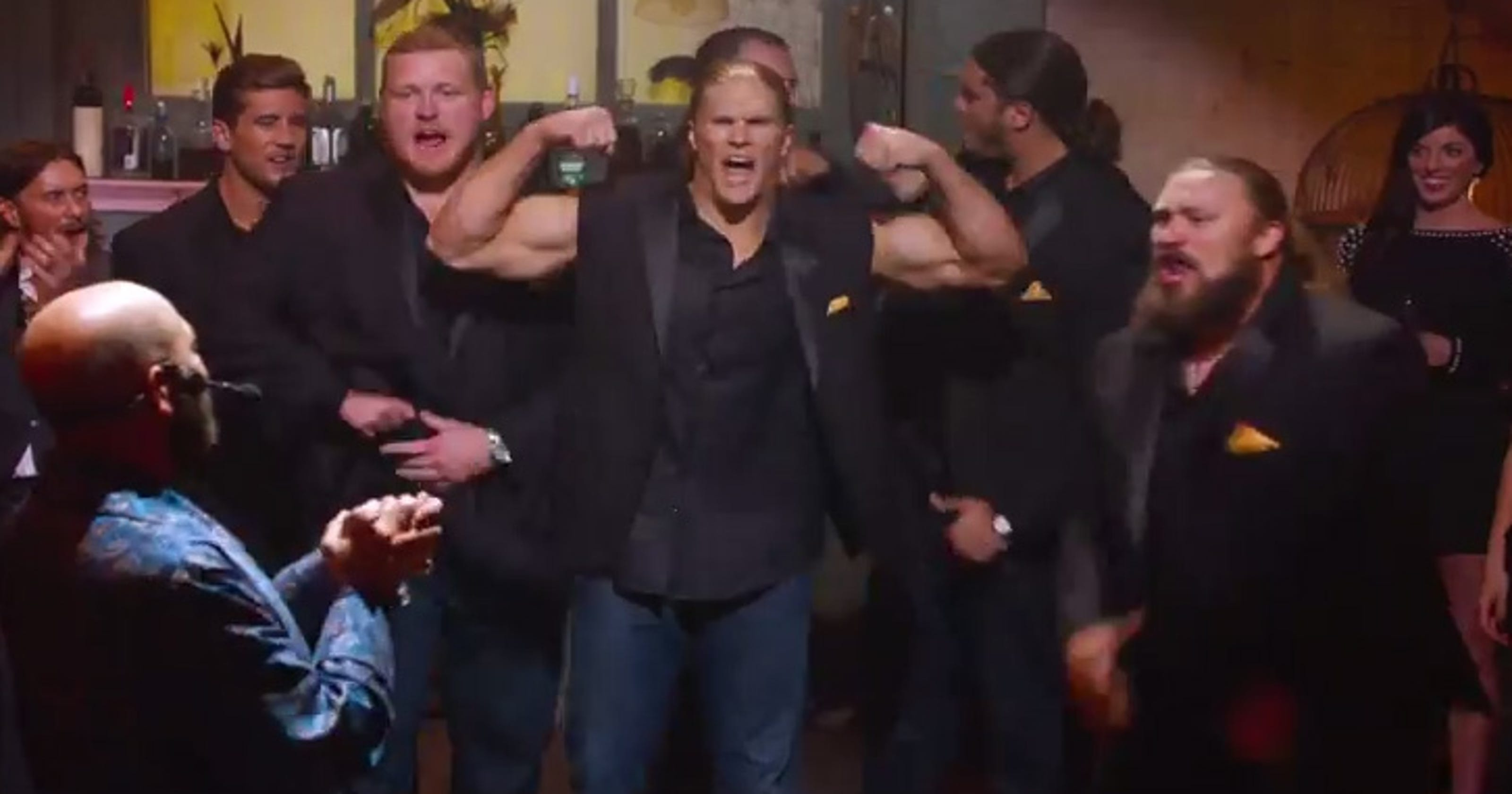 5 Packers pump up 'Pitch Perfect 2' trailer