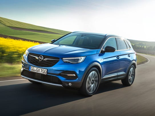 Opel will unveil the Grandland X, an SUV that – in