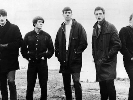 Garage Rock Legends The Sonics Play Detroit For First Time