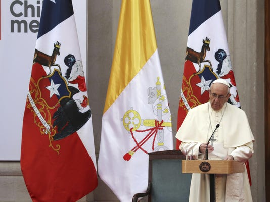 Chile Pope
