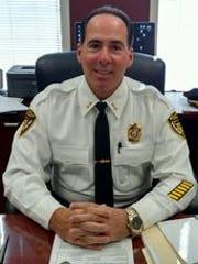 Belleville Police Chief Mark Minichini