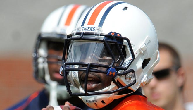 Auburn quarterback Jeremy Johnson will make his second career start on Saturday.