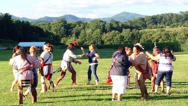 The Cherokee HIstory and Culture Institute will offer field trips to sacred tribal places such as the Kituwah Mound near Cherokee
