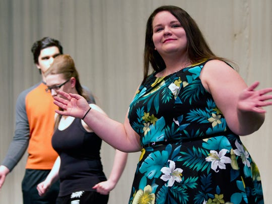 "Lakeland College will present four performances of ""Hairspray,"" its spring musical, in early April. Show time on April 7, 8 and 9 is 7:30 p.m. with an April 10 matinee at 2 p.m."