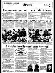 This week in BC Sports History - Week of Nov. 12, 1975