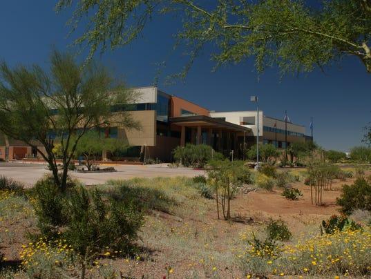 Amex Desert Ridge