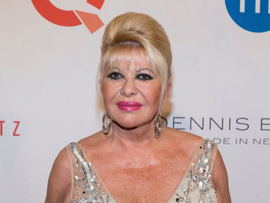 Ivana Trump to write m...
