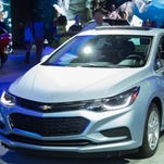 Review: Diesel strikes back with efficient, sporty Chevy Cruze
