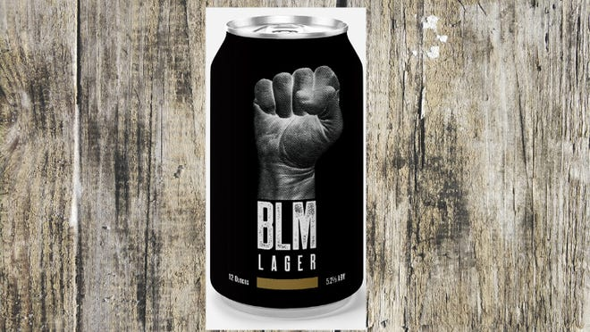 The BLM Lager debuts at Troy's Barbeque in Boca Raton Sunday.