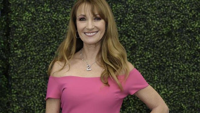 Jane Seymour at the Country Club at Mirasol.