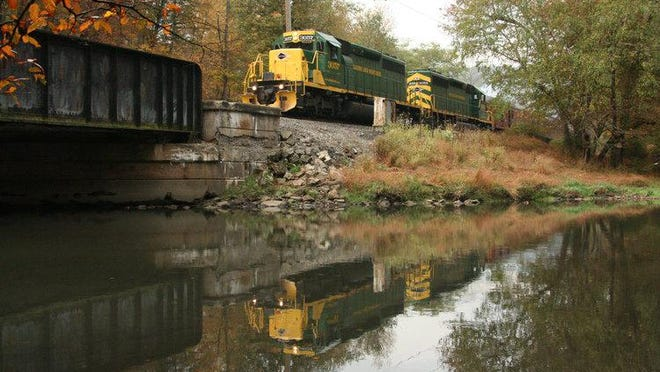 The Reading & Northern Railroad will start running trains under its Lehigh Gorge Scenic Railway banner in Jim Thorpe on Aug. 14.