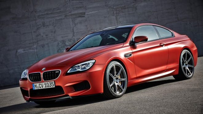 The 2015 BMW M6 will get a facelift, according to BMW. The German automaker announced it will show a new 6 Series convertible, a coupe and a gran coupe at next month's North American International Auto Show in January in Detroit.