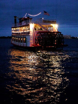 The Indian River Queen will host a Father's Day dinner cruise at 4:30 p.m., Sunday, June 19.
