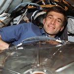 CSU astronaut named Colorado 'space hero'