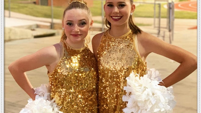 The SHS Stingerettes are proud to recognize Freshmen Morgan and Adelaide for their efforts the week of the Sept. 4 Lampasas game. Congratulations ladies!