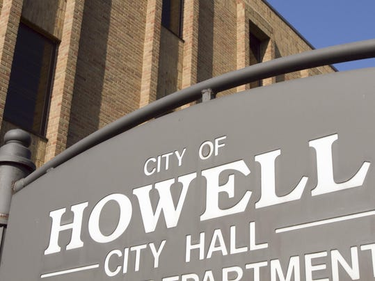 Howell City Hall