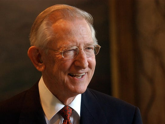 Howard E. Butt Jr., the brother of H-E-B Chairman and