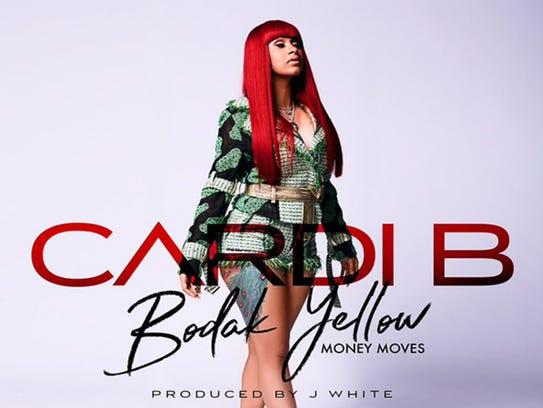 "Cardi B's No. 1 smash ""Bodak Yellow"" made the Bronx"