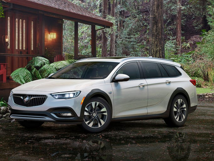 Buick has revealed two versions of its Regal, Regal