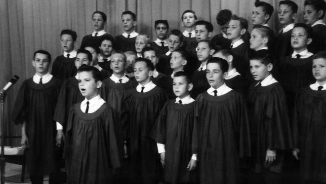 The Florida School For Boys Chorus was active during the late '50s and the '60s at the infamous reform school in Marianna.